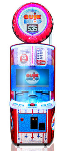 Quick Drop Ticket Redemption Arcade Game From Baytek Games