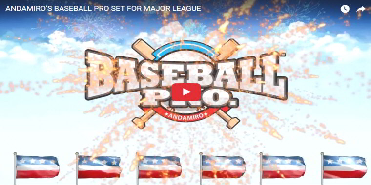 Baseball Pro Arcade By Andamiro Entertainment - Redemption Arcade Game - BOSA Awards 2017 Video Clip