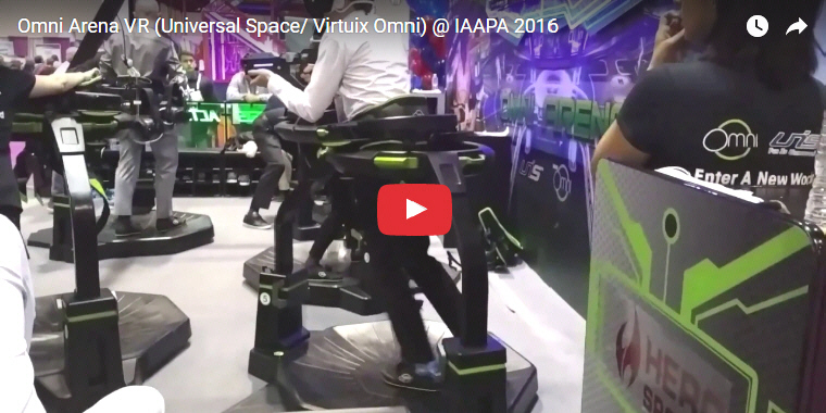 The BOSA Awards 2017 | Best Of Show Arcade Game Machine