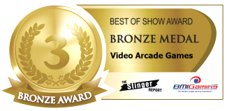 2015 BOSA AWARDS BRONZE MEDAL  |  VIDEO ARCADE GAMES